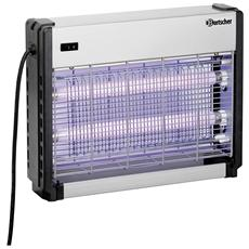 300314 Lampada elettro insetticida 39x31,5 con due lampade da 10W