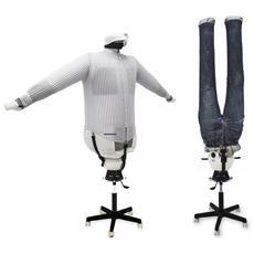 Stira Asciuga Camicie Pantaloni In Automatico Stirasciugatore Sa05 Manichino Ad Aria Calda Per Camicie, Polo, Pantaloni