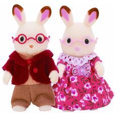 Nonni Conigli Cioccolato 03059 Personaggi