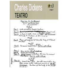 Dickens, Charles. - Teatro.