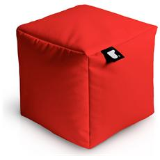 Pouf Outdoor B-box Red