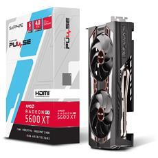 Radeon RX 5600 XT 6 GB GDDR6 Pci-E 3x DisplayPort / 1x HDMI