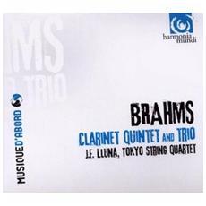 Brahms Johannes - Quintetto Con Clarinetto Op. 115, Trio Con Clarinetto Op. 114