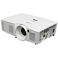 Proiettori X402 DLP 3D XGA 4200 ANSI lm Rapporto di Contrasto 20000:1 HDMI / USB / VGA