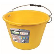 PRAUSSSG36 Secchio Professionale In Plastica 11 L