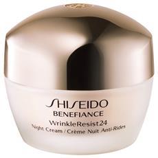 Benefiance Wrikle Resist 24 Night Cream crema idratante anti eta notte 50 ml