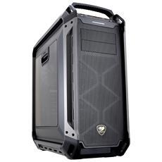 Case PC Panzer MAX Big-Tower ATX / Micro-ATX 2 Porte USB 3.0 Colore Nero