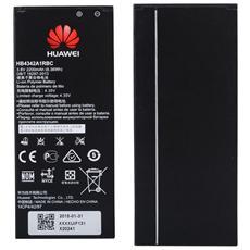 Batteria Nuova Originale Hb4342a1rbc 2200mah Ricaricabile Litio Per Huawei Y6, Honor 4a Venduto In Bustina Bulk Senza Scatola