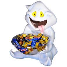 Portacaramelle Halloween Candy Bowl Holder Ghost 50 Cm