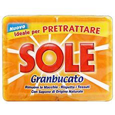 Set 36 Sapone Buc. giallo X 2 Pezzi 300 Gr. Detergenti Casa