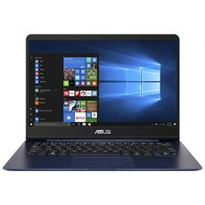 "Notebook ZenBook UX430UN GV030T Monitor 14"" Full HD Intel Core i7-8550U Quad Core Ram 16GB SSD 512GB Nvidia GeForce MX150 2GB 2xUSB 3.1 Windows 10 Home"