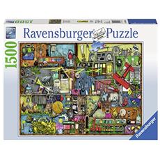 RVB16361 Oggetti Rumorosi - Puzzle 1500 pz