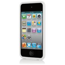 Custodia in TPU per Ipod Touch 4G - Bianco