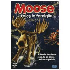 Dvd Moose - Un Alce In Famiglia