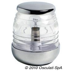 Fanale inox 360° 85 mm 24 V