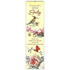 Emily. Calendario 2014