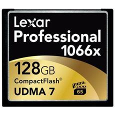 Compact Flash 1066X CF PROFESSIONAL UDMA7 128GB