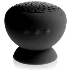 eStand Speaker Bluetooth per Smartphone e Tablet - Nero