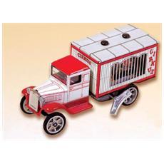 596 Camion Circo Gabbia Di Animali Modellino