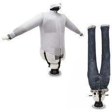 Stira Asciuga Camicie Pantaloni In Automatico Stirasciugatore Sa04 E Manichino Ad Aria Calda
