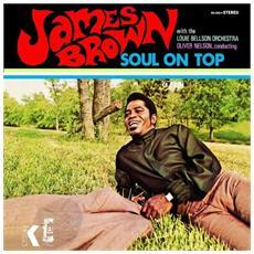 James Brown - Soul On Top (Lp Gatefold Edition)