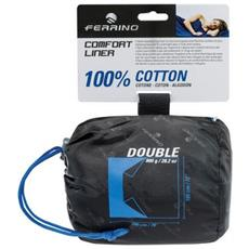 Comfort Cotton Double Sacco Lenzuolo In Cotone Matrimoniale