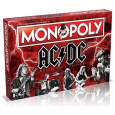 Ac / dc Monopoly