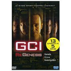 Dvd Gci - Regenesis - Stag. 01 (5 Dvd)