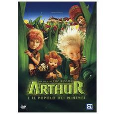 Dvd Arthur E Il Popolo Dei Minimei