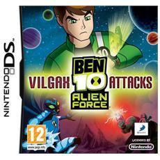 NDS - Ben 10 Alien Force: Vilgax Attacks
