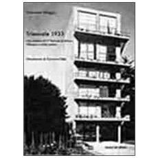 Triennale 1933. I tipi collettivi alla 5° Triennale di Milano. Ridisegno e analisi grafica