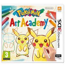 N3DS - Pokemon Art Academy