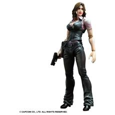 Figura Resident Evil 6 Play Arts Action Kai Figure Helena Harper 23 Cm Square Enix