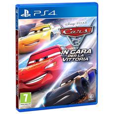 PS4 - Cars 3 In Gara per la Vittoria