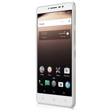 "A3 XL Bianco 16 GB 4G / LTE Dual Sim Display 6"" HD Slot Micro SD Fotocamera 8 Mpx Android Italia"