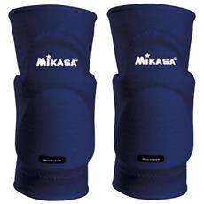 Ginocchiera Mt6 Kobe Blu Navy Volley Adulto