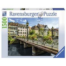 RVB16357 Strasburgo D'Estate - Puzzle da 1500 Pezzi