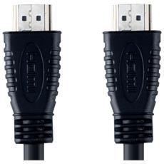 High Speed HDMI Cable, 1.0m 1m HDMI HDMI Nero cavo HDMI