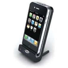 PNG1110, Interno, Telefono cellulare, Solare, USB, Nero, iPhone 4