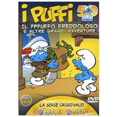 Dvd Puffi (i) - Il Pppuffo Freddoloso