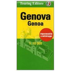 GenovaGenoa 1:10.000. Ediz. italiana e inglese