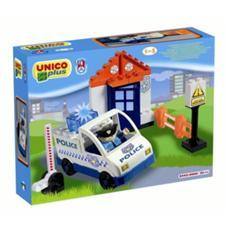 City-Polizia Auto ed Accessori 22 Pezzi
