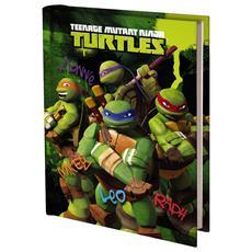 Turtles Diario 10 Mesi