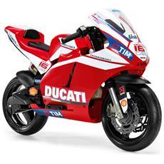 PEG PEREGO - Moto Elettrica Ducati Gp 12 Volt