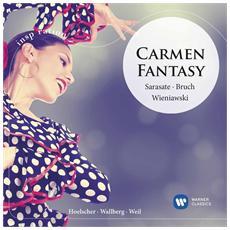 Ulf Hoelscher - Carmen-Fantasie (Inspiration)