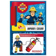 Sam il pompiere. Librogioco imparo i colori