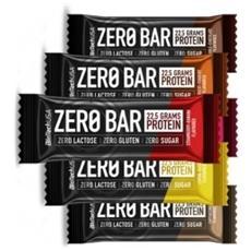 Zero Bar 50g Cappuccino
