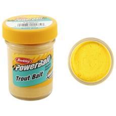 Pasta Powerbait Biodegradable Trout Bait Unica Giallo