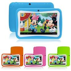 Tablet Pc Per Bambini Kids Tablet Android 5.1 Wifi Arancione