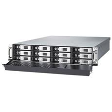 Storage N12000PRO with 10.8TB, E3-1275, DDR3, SATA, Seriale ATA II, Serial ATA III, 0, 1, 5, 6, 10, 50, 60, JBOD, ext3, ext4, XFS, Variable